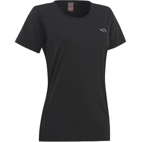 Kari Traa Nora - Camiseta manga corta Mujer - negro